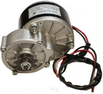 electric bike motor
